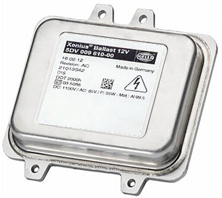 Ballast, lampe à décharge - HELLA - 5DV 009 610-001