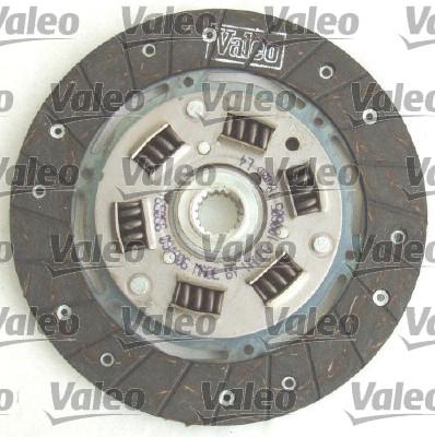 Kit d'embrayage - VALEO - 003354