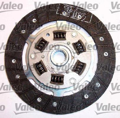 Kit d'embrayage - VALEO - 003366