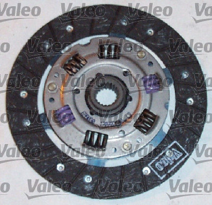 Kit d'embrayage - VALEO - 003437