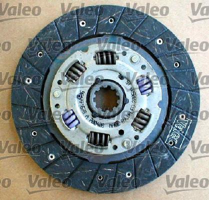 Kit d'embrayage - VALEO - 003446