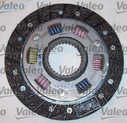 Kit d'embrayage - VALEO - 006735
