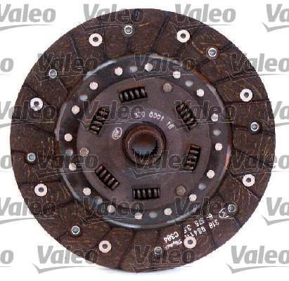 Kit d'embrayage - VALEO - 006753