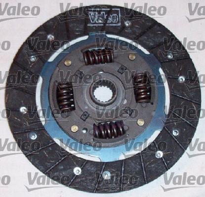 Kit d'embrayage - VALEO - 006809