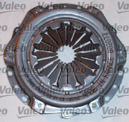 Kit d'embrayage - VALEO - 006819