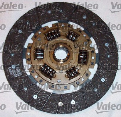 Kit d'embrayage - VALEO - 009205
