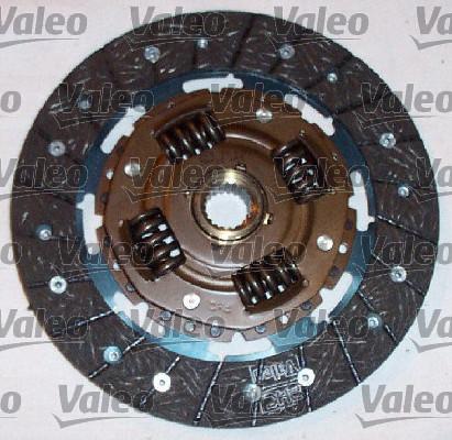 Kit d'embrayage - VALEO - 009214