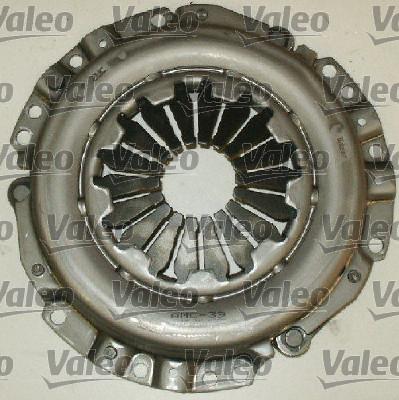 Kit d'embrayage - VALEO - 009217