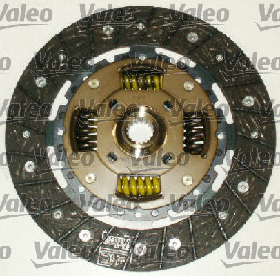 Kit d'embrayage - VALEO - 009217