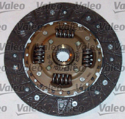 Kit d'embrayage - VALEO - 009237