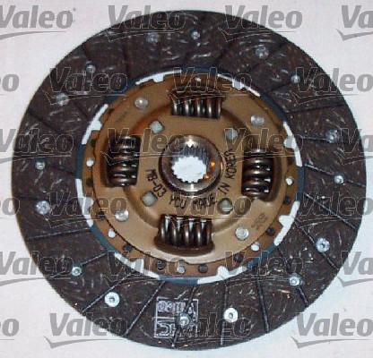 Kit d'embrayage - VALEO - 009241