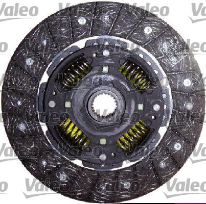 Kit d'embrayage - VALEO - 009245