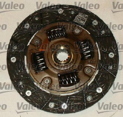 Kit d'embrayage - VALEO - 009247