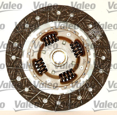 Kit d'embrayage - VALEO - 009263