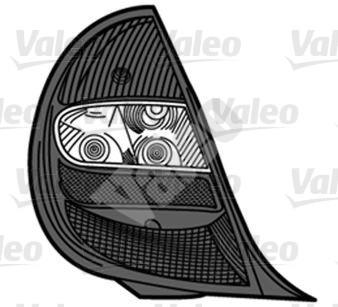 Feu arrière - VALEO - 087919
