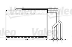 Système de chauffage - VALEO - 812239