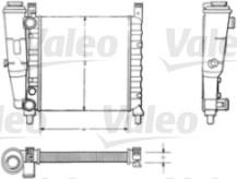 Radiateur, refroidissement du moteur - VALEO - 816711