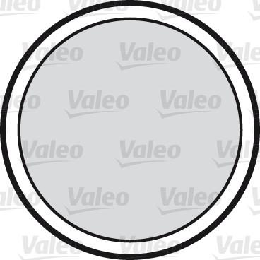 Kit de plaquettes de frein, disque de frein de stationnement - VALEO - 598362