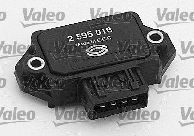 Appareil de commande, système d'allumage - VALEO - 245516