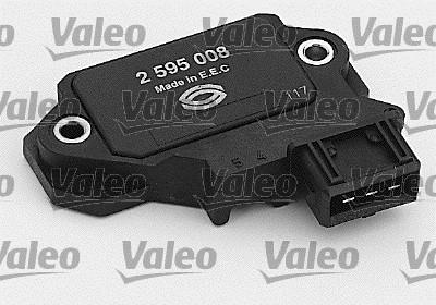 Appareil de commande, système d'allumage - VALEO - 245520