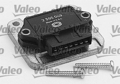 Appareil de commande, système d'allumage - VALEO - 245521