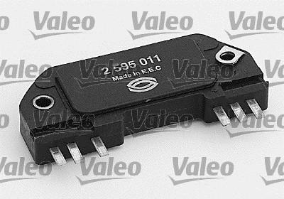 Appareil de commande, système d'allumage - VALEO - 245523