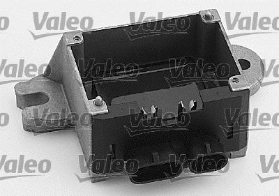 Appareil de commande, système d'allumage - VALEO - 245529