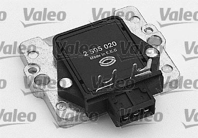 Appareil de commande, système d'allumage - VALEO - 245531