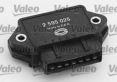 Appareil de commande, système d'allumage - VALEO - 245536