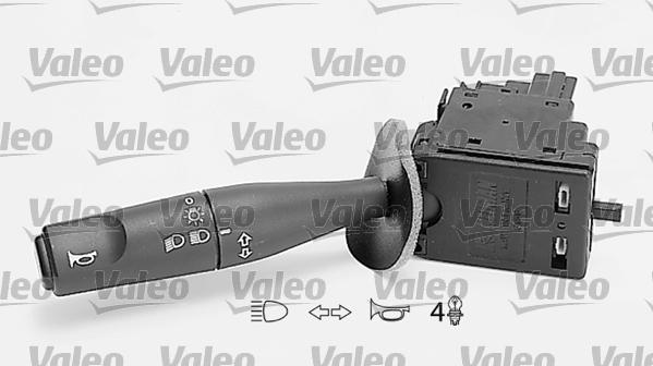 Commutateur de colonne de direction - VALEO - 251158
