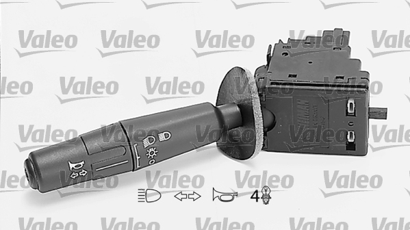 Commutateur de colonne de direction - VALEO - 251220