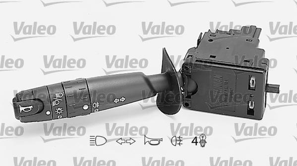 Commutateur de colonne de direction - VALEO - 251259