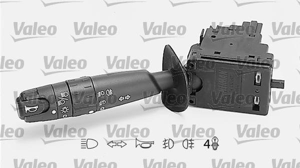 Commutateur de colonne de direction - VALEO - 251260