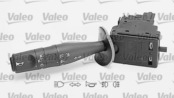 Commutateur de colonne de direction - VALEO - 251280