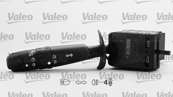 Commutateur de colonne de direction - VALEO - 251305