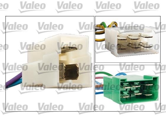 Commutateur de colonne de direction - VALEO - 251362