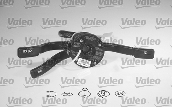 Commutateur de colonne de direction - VALEO - 251368