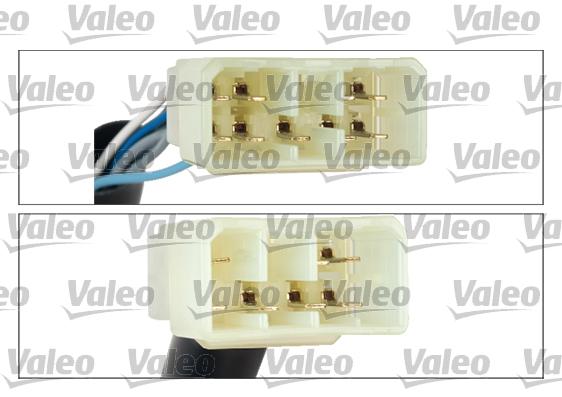 Commutateur de colonne de direction - VALEO - 251370