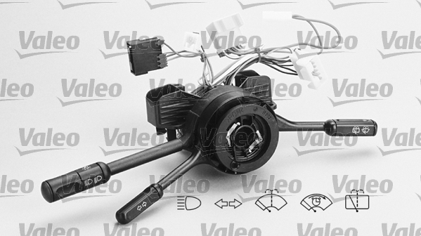 Commutateur de colonne de direction - VALEO - 251379