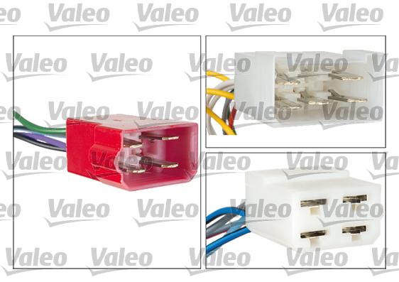 Commutateur de colonne de direction - VALEO - 251380