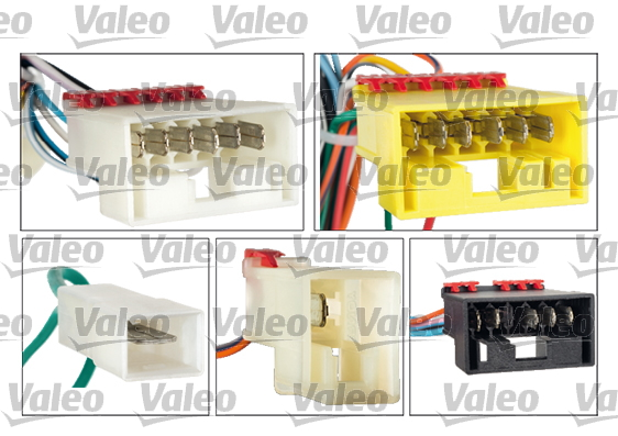 Commutateur de colonne de direction - VALEO - 251382