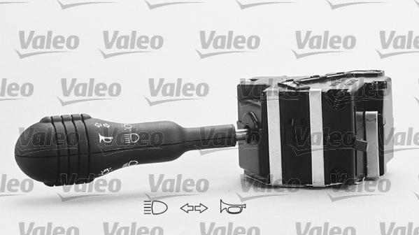Commutateur de colonne de direction - VALEO - 251430