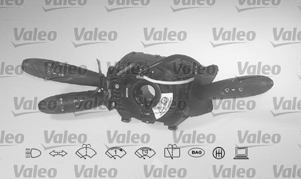 Commutateur de colonne de direction - VALEO - 251476
