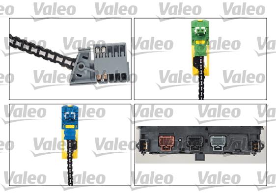 Commutateur de colonne de direction - VALEO - 251487