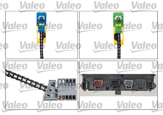 Commutateur de colonne de direction - VALEO - 251488