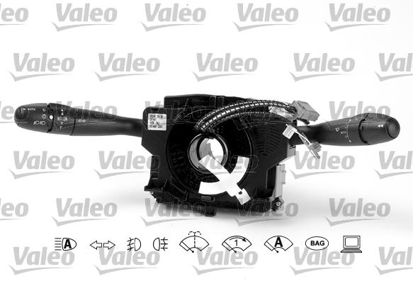 Commutateur de colonne de direction - VALEO - 251491