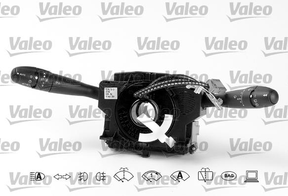 Commutateur de colonne de direction - VALEO - 251492