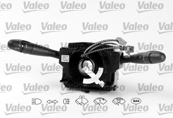 Commutateur de colonne de direction - VALEO - 251494