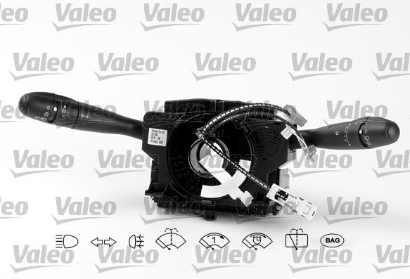 Commutateur de colonne de direction - VALEO - 251495