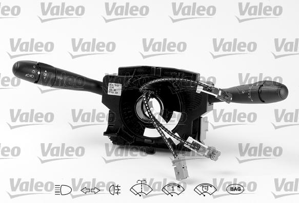 Commutateur de colonne de direction - VALEO - 251496